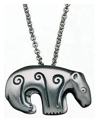 Kalevala jewellery: Kaleva Bear. Kalevala jewellery is definitely my favourite atm!