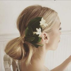 Nontraditional Wedding Hair: Whitney Port's Wedding Hair and 5 More Edgy Bridal Hair Ideas: Glamour.com