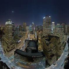 NYC. View from Chrysler Building  // New York Panorama