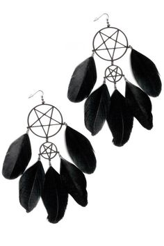 DREAMCATCHER. What if we are only truly awake when we dream? - Made from Stainless Steel.- Reinforced Design & Exceptional Quality.- Earringsapprox 12cm.-