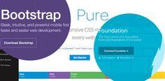 Web design: i 10 migliori framework responsive CSS
