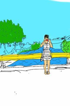 Corfu Illustration 1.2