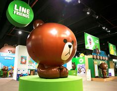 """Check out this @Behance project: """"LINE THEMEPARK"""" https://www.behance.net/gallery/15327189/LINE-THEMEPARK"""