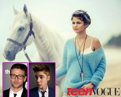 Selena Gomez Not Ready to Marry Bieber, Dying to Work with Justin Timberlake!