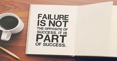 Think About Your Response to Failure and Consider Failing Forward - A JOURNEY TO. Failing Forward, Famous Failures, Entrepreneur, Failure Quotes, Comparing Yourself To Others, Back On Track, Growth Mindset, Self Improvement, Life Lessons