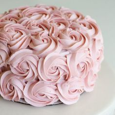 dessertgallery:  Cake Decorating Techniques-Get your hourly source of sweet inspirations! || Follow us on FB too!