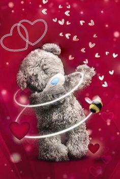 ♥ Tatty Teddy ♥für mein Chen ⚘weil ich dich sooooo lieb hab ❤