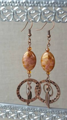 Check out this item in my Etsy shop https://www.etsy.com/listing/475179593/rose-bronze-and-antique-copper-boho
