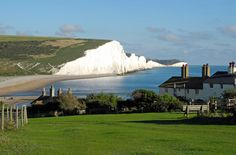 Seven Sisters in the Sun, Sussex, UK