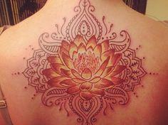 Mandala Lotus Designs Love Lotus Mandala