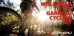MTBR Louis Garneau Garneau Head-to-Toe Cycling Kit ($1,000). The winner gets their choice of Garneau cycling helmet, cycling shoe, cycling jersey, and cycling bottom. Prizes can be either mountain bike or road/cross style.