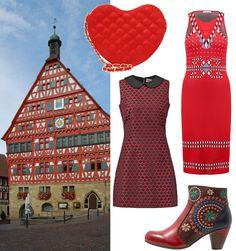 Jouluarkkitehtuuria ja -asuja   Christmaswear