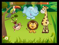 Puzzle Game App for Kids by åccidental_kreative