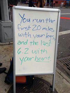 Goooo NYC Marathoners