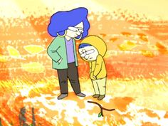 Mother's Day At StoryCorps: An Animated Chat