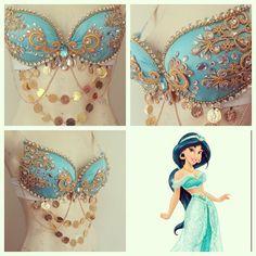 Jasmine inspired from Revolt Culture