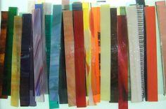 Chop Stix - Stained Glass Mosaics Mosaic Diy, Mosaic Crafts, Mosaic Glass, Mosaic Tiles, Glass Tiles, My Glass, Glass Art, Mosaic Tile Supplies, Stained Glass Projects