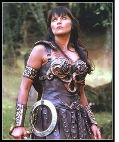 5aced9e8829ba Image result for xena on mountain top with lighting