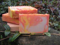 Mango Peach Shea and Cocoa Butter Soap