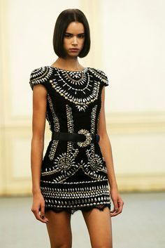zuhair murad  run way    runwaymania:Zuhair Murad F/W haute couture collection Paris 2009