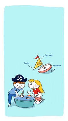 L'or Bleu, Cure, Snoopy, Diy, Fictional Characters, Small Sailboats, Boats, Triangle Shape, Teeth