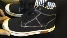 Enthusiastic Bnwot Junior Boys Nerf Trainers Uk Size 1 Boys' Shoes