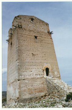 En el castillo de Pedro Andrés, junto a Nerpio - murcia - españa