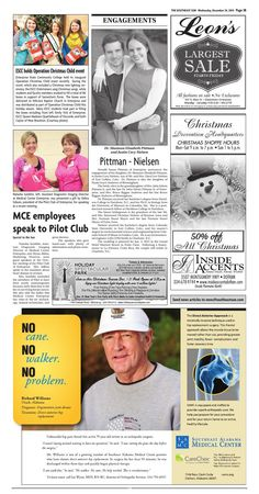 Leon's & Inside Accents - Page B3 - The Southeast Sun: Eedition
