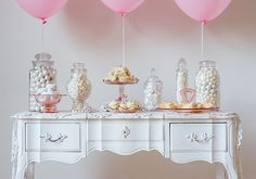 Chá de panela inspiração Vintage | foto de Ananda Lima | 100 Layer Cake