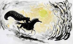 Tim Burton Art.