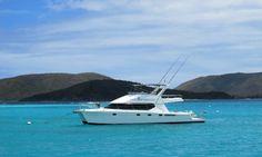 Power Catamaran Rental in British Virgin Islands