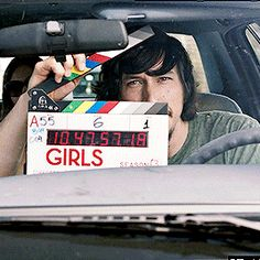 Adam Driver (Girls BTS)