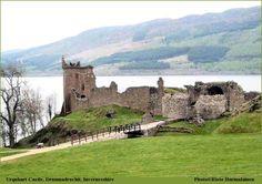 Urquhart Castle, Drumnadrochit, Invernesshire