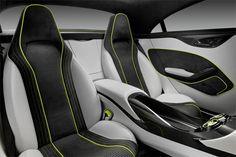 Mercedes Benz  Concept Style coupe interior