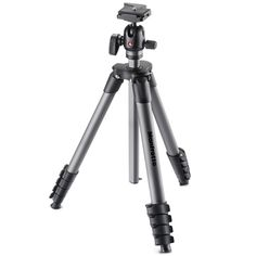Manfrotto Advanced Compact Tripod With Ball Head Includes Carry Bag | Digital Camera Warehouse