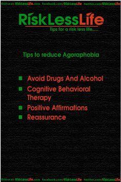 Tips to reduce Agoraphobia