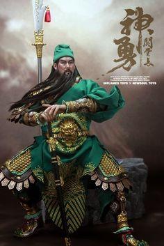 GUAN YU—The spirit of Chinese civilization
