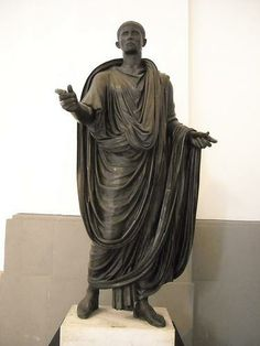 51 best roman empire images on pinterest roman empire ancient lucius mammius maximus one of the bronzes found at the theatre of herculaneum naples cleveland museumroman empiremuseum of artnaplesclassical fandeluxe Images