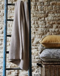 Whatever the weather, is your home REALLY complete without a textured blanket?