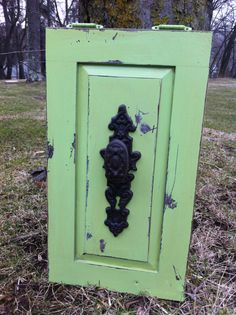 Repurposed Cupboard Door