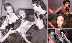 £100 million bed-hopping hypocrite: Fidel Castro had 20 luxury homes -      Fidel Castro  the restless revolutionary had no time for pleasure, despising holidays as 'bourgeois' and claiming to live in a fisherman's ...