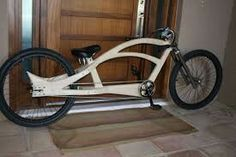 Wooden Bicycle, Wood Bike, My Ride, Custom Bikes, Driftwood, Bicycles, Inventions, Weird Things, Cool Stuff