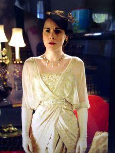 Scandal season 1 white dress tea