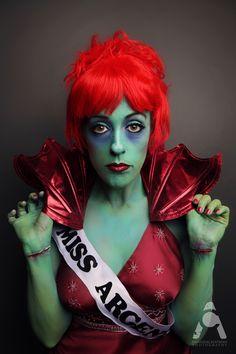 Halloween costume inspiración