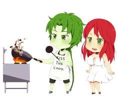 Fairy Chef by ichan-again