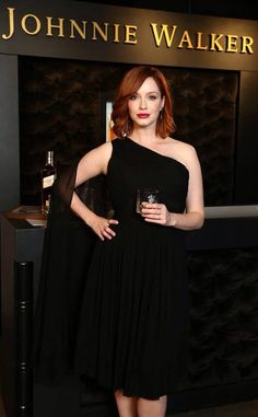 Christina Hendricks is gorgeous