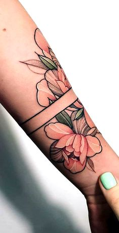 37 Lovely Flower Tattoo Suitable For Women tattoos flower tattoos tattoo ideas . - 37 Lovely Flower Tattoo Suitable For Women tattoos flower tattoos tattoo ideas 37 Lovely Flower Ta - Chinese Tattoo Designs, Flower Tattoo Designs, Tattoo Designs For Women, Tattoo Floral, Floral Tattoo Design, Diy Tattoo, Maui Tattoo, Luck Tattoo, Tattoo Fonts