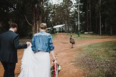 High fives to Donnelly River Village for hosting this awesome event! I highly recommend Donnelly River as an awesome location for a relaxed, boho style wedding. There's something about having your ceremony in a forest that is so freaking cool, I want to go back! Blooms were by the lovely Rue Rose Co.