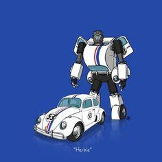 Herbie Fully Loaded's - Herbie