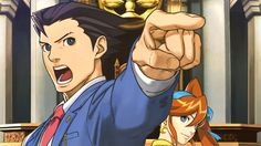 Phoenix Wright: Ace Attorney - Dual Destinies #Nintendo #3DS